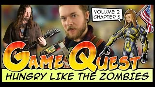 The Game Quest | Volume 2 Chapter 5 - 'Hungry Like The Zombies'