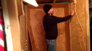 Tool Storage Closet Build - Day 2