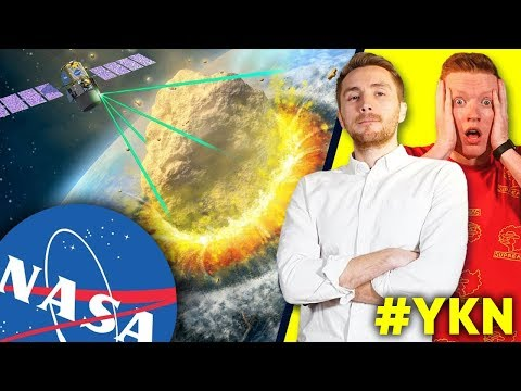 Will NASA Save The World With Lasers?! | You Know Nothing | #9