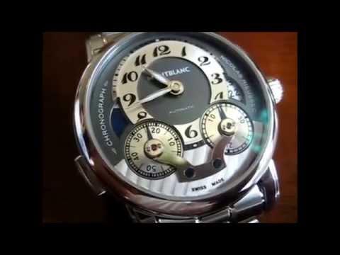 c658a4aab03 Relógio Montblanc Star Nicolas Rieussec