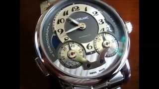 Relógio Montblanc Star Nicolas Rieussec