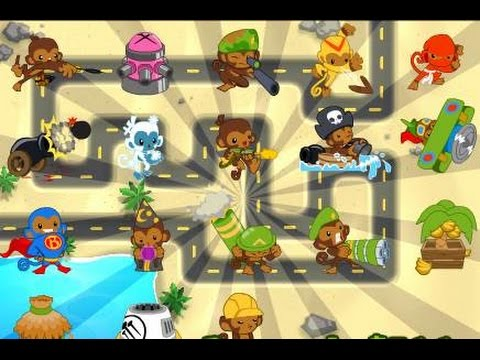 BTD5 Deluxe Special Mission - Mix 'n Match