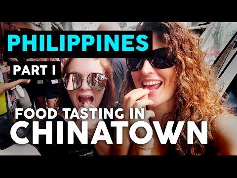 CHINATOWN TASTING TOUR // Manila, Philippines- TBEX Asia 2016