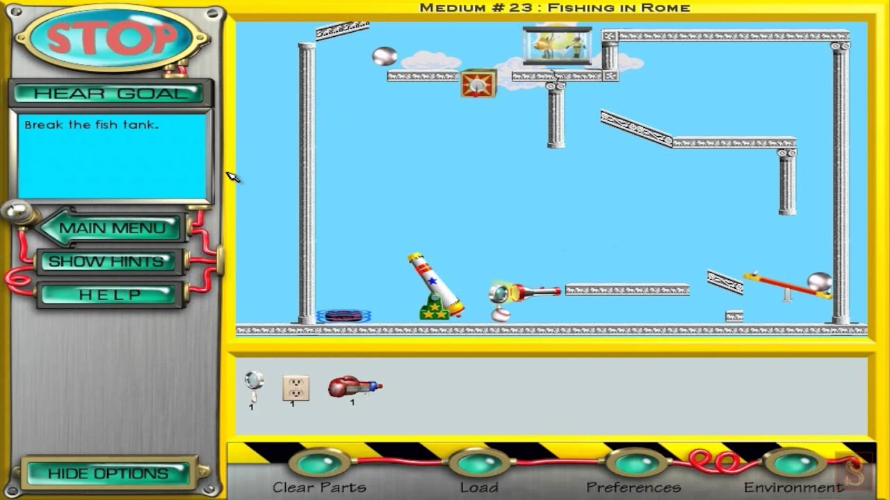 Return of the Incredible Machine - Contraptions ...