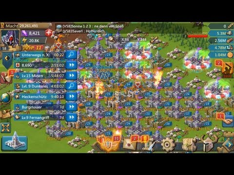 Lords Mobile Attack on NDY hive