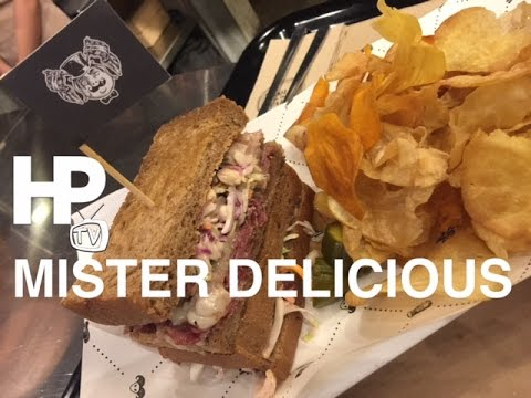 Mister Delicious Wagyu Pastrami Hole in the Wall Century City Mall Makati  HourPhilippines.com