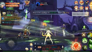 태고 신왕 [KR] - Android MMORPG Gameplay