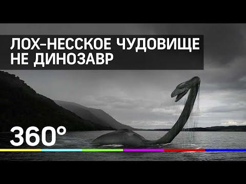 Сенсация: Лох-Несское чудовище существует, но это не динозавр