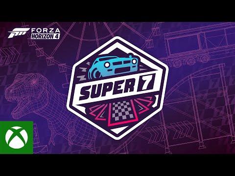 Forza Horizon 4 - Official Super7 Trailer