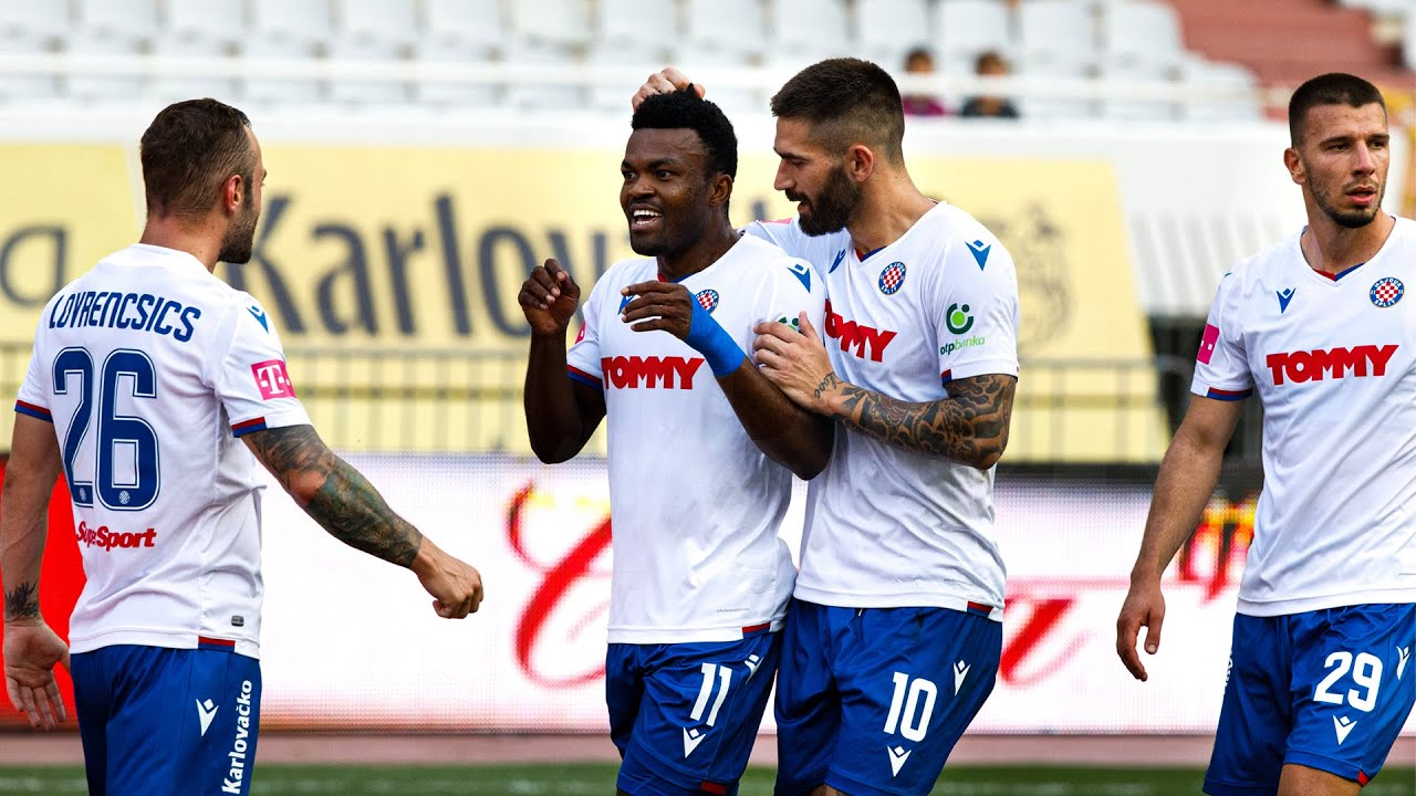 27' GOL! (Eduok) | Hajduk - Šibenik 1-0