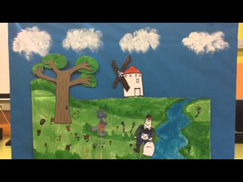 Les 7 cabretes i el llop, versió 2