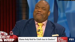 Blame Andy Reid For Chiefs Loss To Steelers ?