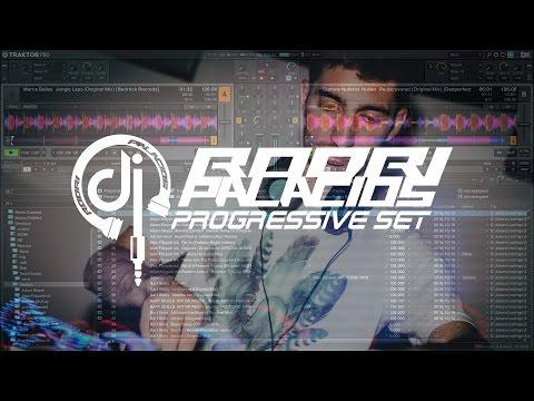 Progressive Set #001   Dj Rodri Palacios