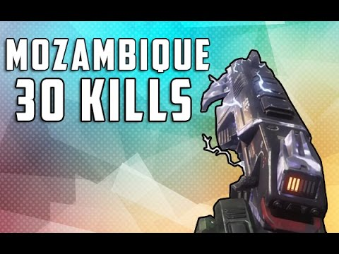 TITANFALL 2: MOZAMBIQUE ONLY GAMEPLAY | 30 KILLS