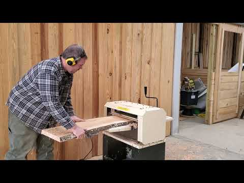 Woodmaster 718 planer male urinals for handicapped