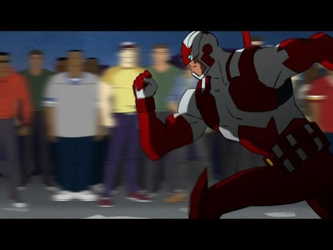 Captain Canuck- 'Fool's Gold' Webisode 1 - Happy Canada Day!