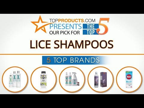 Best Lice Shampoo Reviews – How to Choose the Best Lice Shampoo
