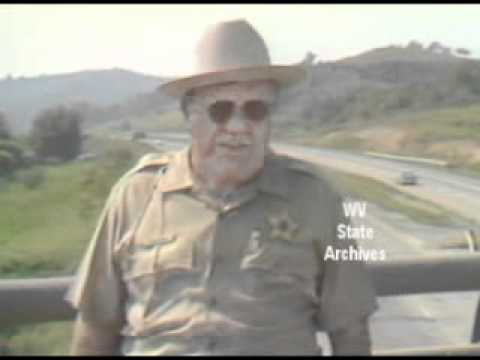 WPBY Public Service Announcement, Sheriff Joe Higgins for highway safety, 1979