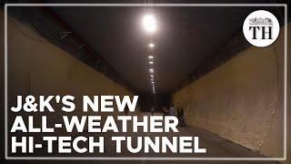 Qazigund-Banihal tunnel to open soon