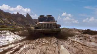 Dominated | 2017 Jeep Wrangler | Jeep®