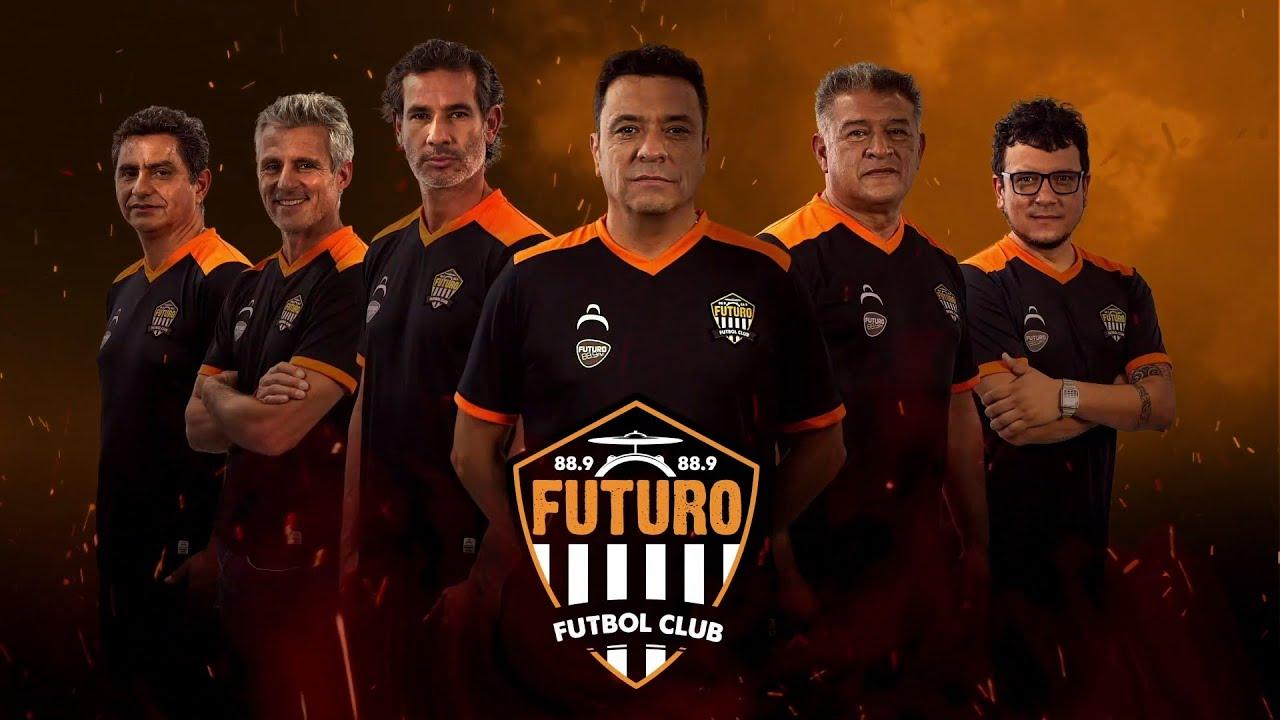 Ahora ⚽   Futuro Fútbol Club #FuturoFútbolClub