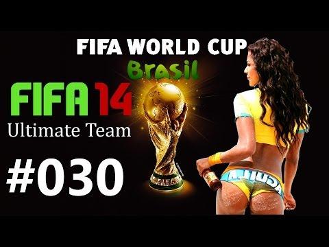 FIFA 14 World Cup Ultimate Team #030 Eine Sache der Ehre | Gameplay Deutsch German PC HD UT
