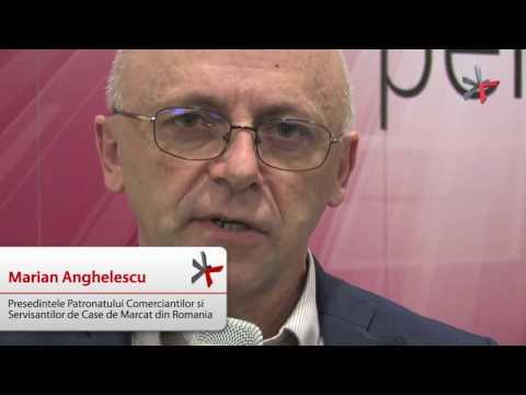 Interviu cu Marian Anghelescu, Presedinte Patronat Case de Marcat