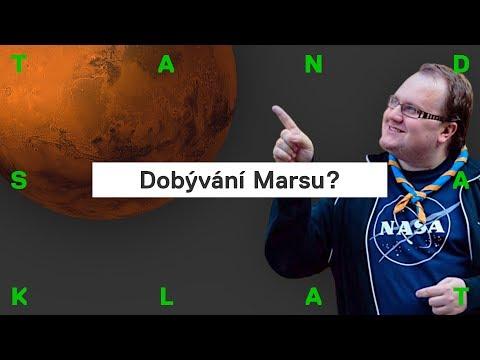 Kdy přistaneme na MARSU? Možná se toho dožijeme, říká odborník na kosmonautiku (rozhovor)