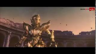 Top Battle Saint Saiya: Gold Saint Vs Anubis Titan