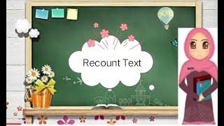 Download lagu Recount Text (Materi Kelas 8)