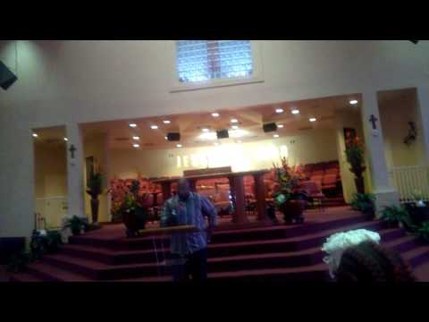 Rev Matthew Harris Jr. Miami Fl Appointed Bible Study Teacher (Topic: Stand On Faith)