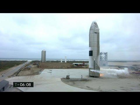 فيديو: صاروخ -ستارشيب- لـ-سبيس إكس- ينجح في الهبوط بعد عدّة محاولات فاشلة…  - نشر قبل 52 دقيقة