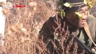 Kırgız Askerlerine Eğitim