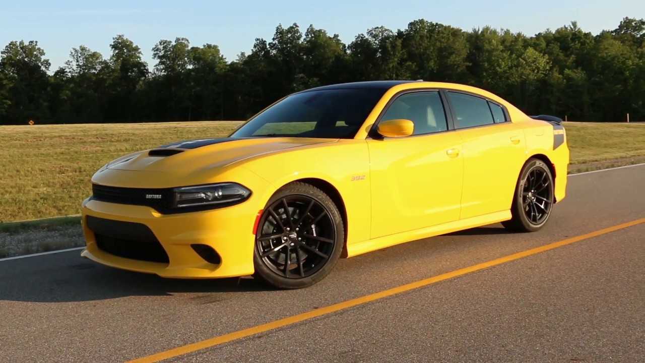 2018 Dodge Charger Daytona 392 Running Footage Youtube