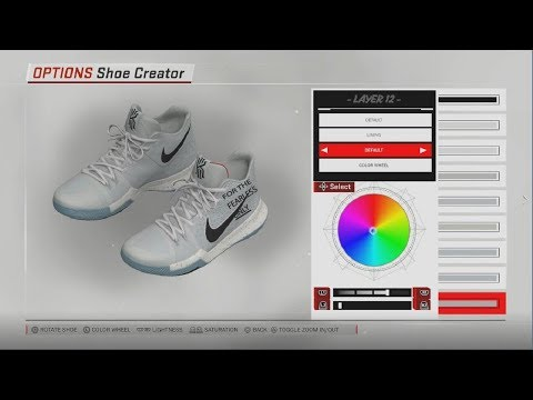check out 8dd9b 465bc NBA 2K18 Shoe Creator | Kyrie 3 For the Fearless Only