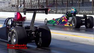 Super pro drag racing power chassis race cars