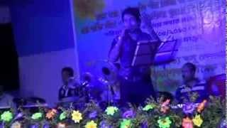 Live show of singer LOKESH GIRI (Dhin tak tak chita chita.........Ulte debo...............)