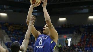 Top 5 Single-Game Scoring Performances In WNBA History thumbnail