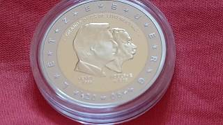 2 € euro luxembourg luxemburg 2005 grands ducs du luxembourg Henri 1955 Adolphe 1905