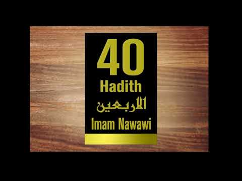 40 nawawi audio