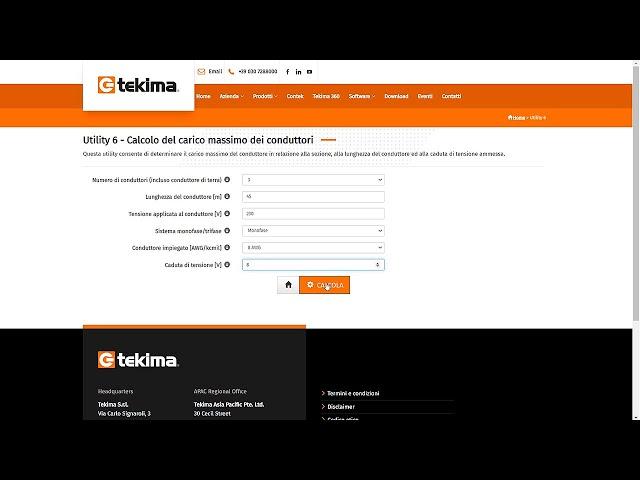 Solvtek Utility 6 - Cavi | Tekima