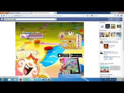 hack game candy crush saga tren dien thoai - Hướng dẫn hack bất tử trong game Candy Crush Saga