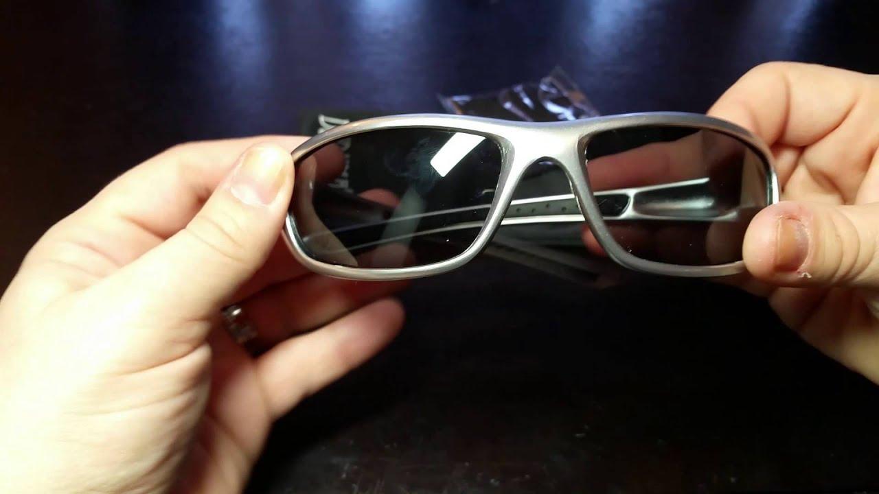 f6253b28aa Duduma Polarized Sports Sunglasses - Silver - YouTube