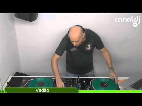 Vadão - 80's / 90's DJ SET, Influências - 17.03.2016
