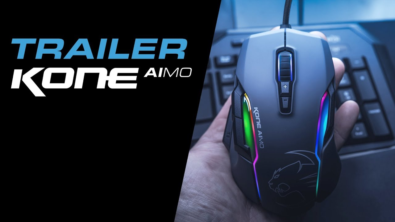 a91bcd11400 ROCCAT Kone AIMO Gaming Mouse [Official Trailer] - YouTube