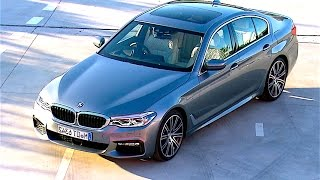 BMW 5 Series 2017 REVIEW BMW G30 New BMW 5 Series 2017 Interior G30 Review CARJAM