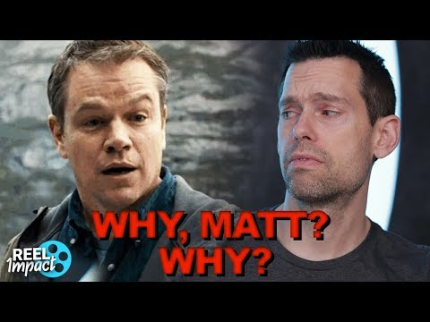 Is Matt Damon Downsizing His Career? | Reel Impact (SPOILERS)