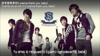 Miracle - Super Junior M SUB ESPAÑOL+CHI+PIN
