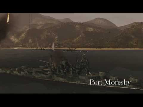 Battlestations: Pacific - Relive and Rewrite Trailer