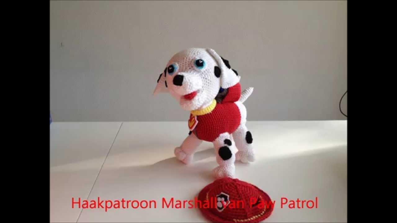 Marshall Haakpatroon Paw Patrol Youtube